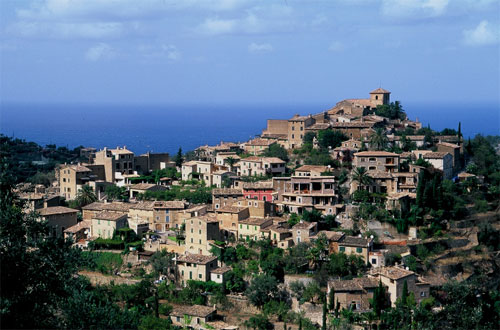 One of my 3 favorite places on the earth, Deia, Mallorca