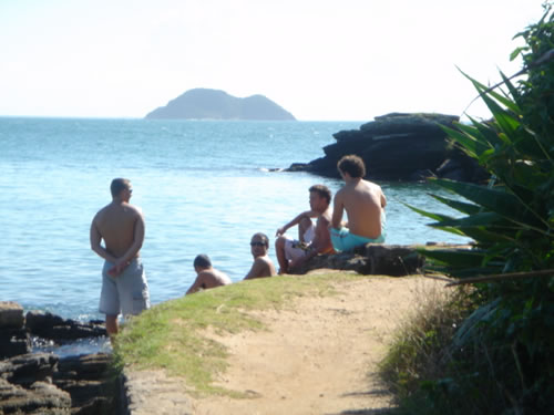 The Boys From Brazil; Acera Beach; Buzios, Brazil